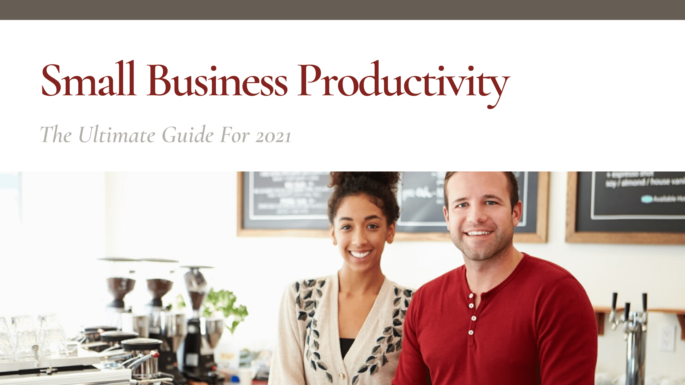 small business productivity featured